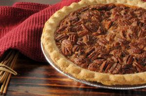 classic pecan pie | hearth health happiness
